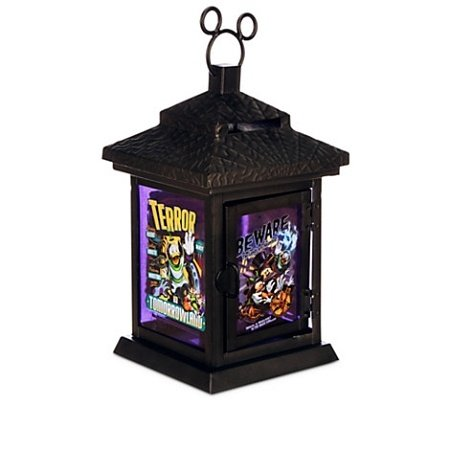 Disney Parks Halloween Lantern Magic Kingdom Mickey & Friends -