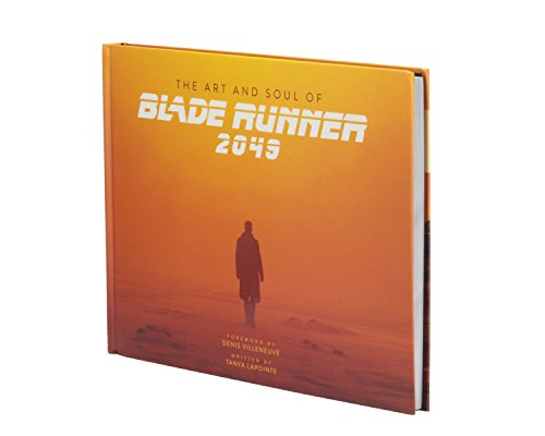 NECA - The Art and Soul of Blade Runner 2049 - Visual Art Hardcover Book