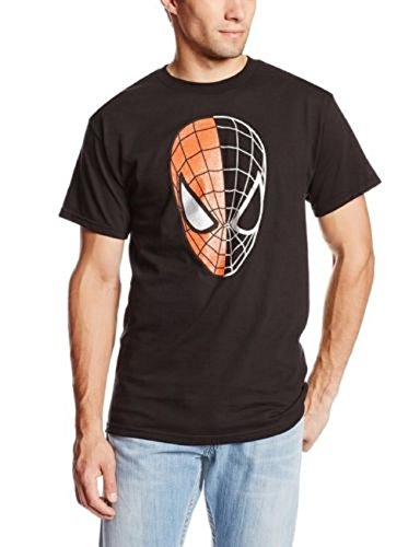 Marvel Spiderman Men's Half Gone-M T-Shirt XL