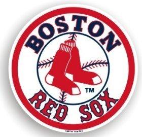 Boston Red Sox 12'' Car Magnet