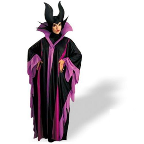 Disney Maleficent Costumes (Disney Adult Maleficent Deluxe Costume)