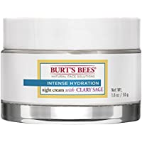 Burt's Bees Intense Hydration Night Cream, 1.8 Ounces