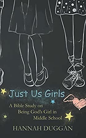 Workbook bible worksheets for middle school : Just Us Girls: A Bible Study on Being God's Girl in Middle School ...