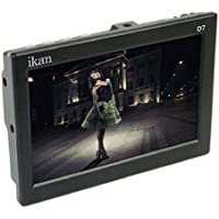 Ikan Corporation D7-SU 7-Inch 3G-SDI LCD Monitor with IPS Panel (Black)