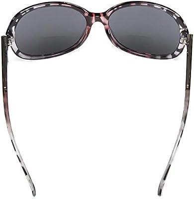 4bdda075b4 Eyekepper Bifocal Gafas De Sol Mujer Sol Lectores +1.50 Gafas De Sol De Gran  Tamaño. Cargando imágenes... Atrás. Pulsa ...