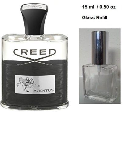 Creed Aventus for him EDP 100% Authentic 15 ml / 0.50 oz spray Mini Travel Size