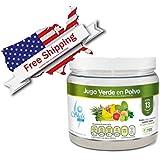 Jugo Verde en Polvo / Green Juice Powder