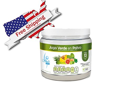Jugo Verde en Polvo / Green Juice Powder