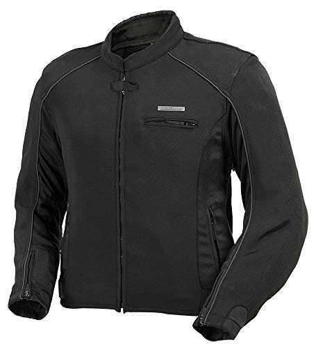 (Fieldsheer 'Corsair 2.0' Mens Black Sport Textile Jacket - 2X-Large)