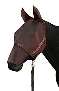 Kensington KPP Natural Look Catch Fly Mask with Nose/Ears, Bay, Medium