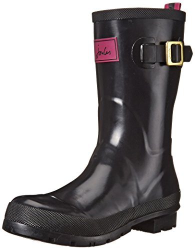 Kelly Black Schwarz Stiefel Tom Damen Joule Welly BwRwqa5