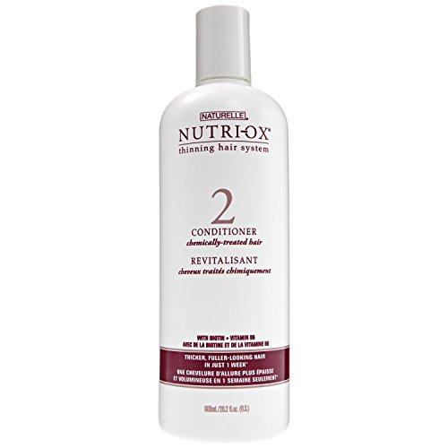 Zotos Nutri Ox Chemically Treated Conditioner Ounce