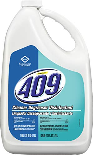 Clorox Commercial Solutions Formula 409 Cleaner Degreaser Disinfectant Refill, 128 Ounces (35300)