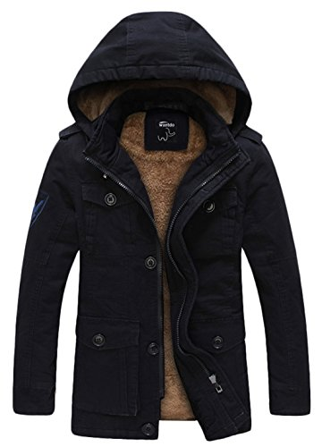 Wantdo Winter Thicken Outwear Removable product image