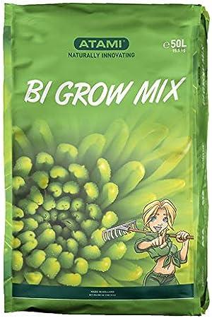 Atami Bi Grow Mix - Terreno orgánico (50 L)