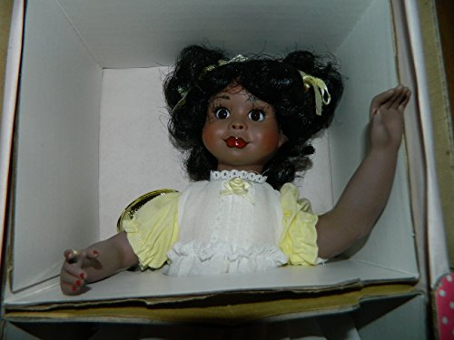 """Paradise Galleries Treasury Collection Premier Ed Porcelain Doll """"NICOLE"""""""