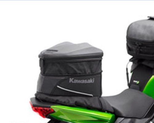 Kawasaki OEM Motorcycle Ninja Soft Top Case Ninja 650/R by Kawasaki. OEM K57003-106