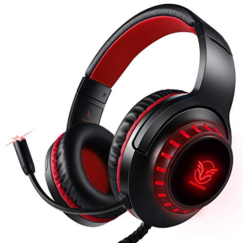 Pacrate Gaming Headset For