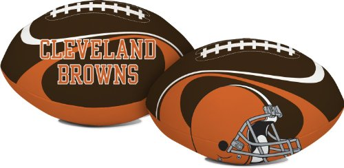 Cleveland Browns Soft Football - Cleveland Browns NFL Collectible Soft Mini Toy Football