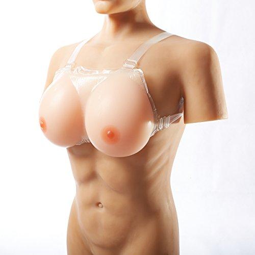 Skintone Poitrine Qwe Seins Réaliste Pour Prothèse Sein Mastectomie Transgenres De Silicone Crossdresser Faux MammaireForme f76yYgb