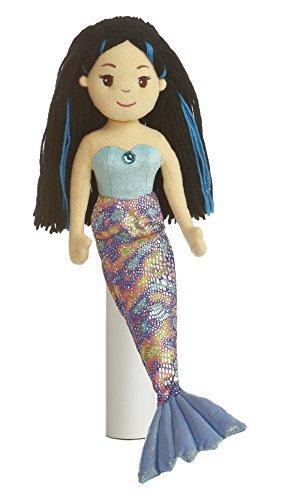 Plush 18 Morgana Mermaid by Aurora by Aurora