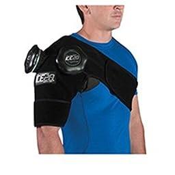 Double Shoulder Compression Wrap