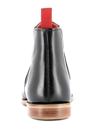 Stivali Stivali Stivali 40 Paris amp; 5770 Nero Gordon Bros Bros Bros Bros Nero Donna EU 71vgHq