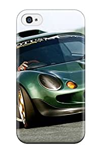 New HlEBqCp4962AGhZz Car Lotus Motorsport Elise000 Lotus Motorsport Elise Skin Case Cover Shatterproof Case For Iphone 4/4s