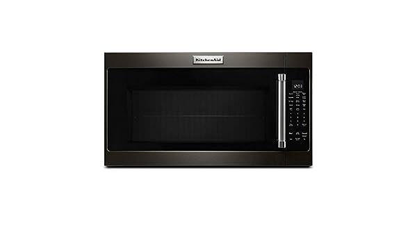 User Manuals Of Kitchenaid Kmhs120ebs Microwave