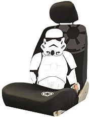 Plasticolor 006933R01 Star Wars Stormtrooper - Funda para Asiento Trasero bajo