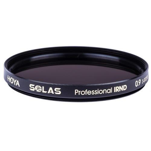 Hoya Solas IRND 0.9 58mm Infrared Neutral Density Filter