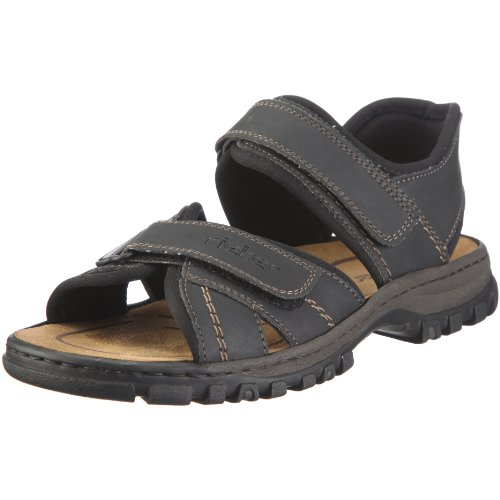 Rieker Unisex Sandal Black Size 44 M EU for sale  Delivered anywhere in USA