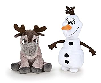 Olaf Schneemann Simba Toys Disney Eiskönigin 25cm 6315873185 günstig kaufen