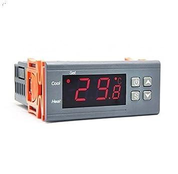 STC-1000 Mejorada Versión 12V16A Regulador Controlador de Temperatura Digital Para Incubadora