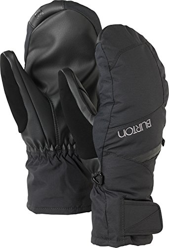 Burton Women's Gore-Tex Under Mitten, True Black, Medium