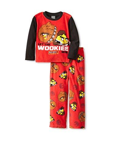 Angry Birds Wookies Fleece Pajama