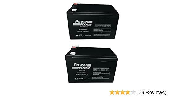 Amazon.com: Pride Batteries For: Go Go,Go-Go Elite Traveller (SC40E / SC44E) 3 & 4 Wheel Scooter,Go-Go ES (S83) 3 Wheel Scooter,Go-Go Go-Chair 4 Wheel ...