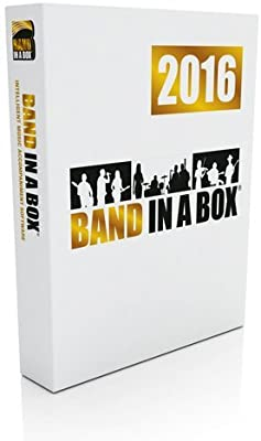 Band In A Box Mac 2016 from PG Music