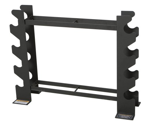 Marcy Compact Dumbbell Rack Free Weight Stand for Home Gym DBR 56