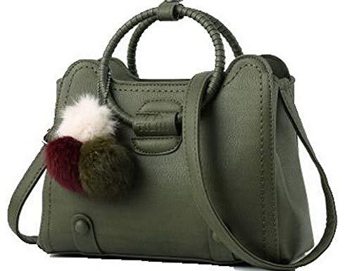 Vineux Sacs Tsfbg181777 tout Militaire Mode Zippers Vert Fourre Robe Dacron Femme Rouge Aalardom pvfXUU