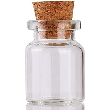 2f2269874f81 Amazon.com: Couronne Company 6176 Round Spice Glass Jar, 3.4oz, 1 ...