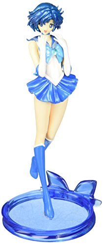 Bandai Tamashii Nations S.H. Figuarts Zero Sailor Mercury Pretty Guardian Sailor Moon Crystal Action Figure