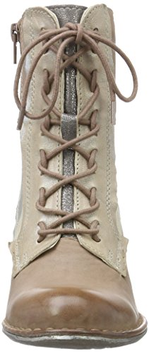Bugatti V4227pr5g, Zapatillas de Estar por Casa para Mujer Marrón - Braun (taupe / beige 186)