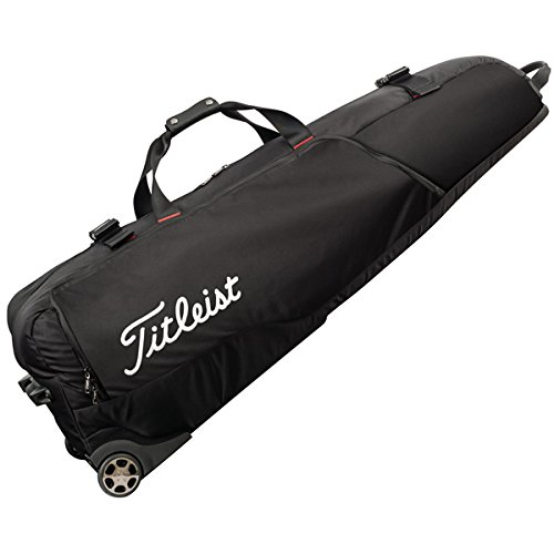 Titileist Professional Travel Cover (Black) by TITLEIST
