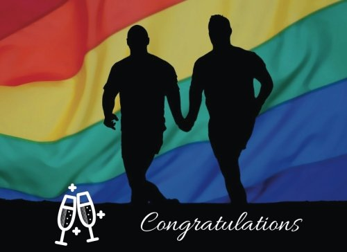 """Congratulations: Gay Pride Design: All Occasions 