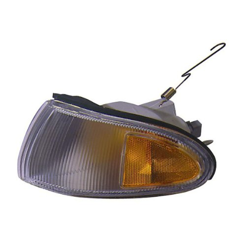 Mitsubishi Mirage 4 Door (1993-1996 Mitsubishi Mirage 4-Door Sedan Park Corner Light Turn Signal Marker Lamp Left Driver Side (1993 93 1994 94 1995 95 1996 96))