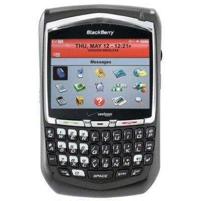Verizon BlackBerry 8703e Smartphone Black No Contract Cell Phone