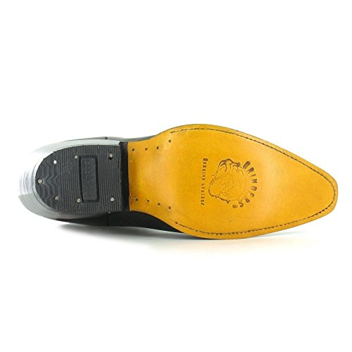 Yellow Leather Boots Mens
