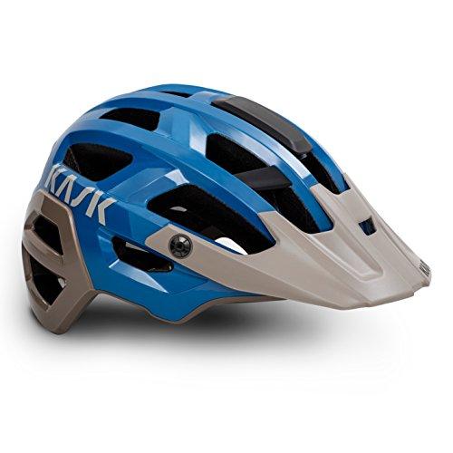 Kask Rex Helmet, Grey/blue, Large Review