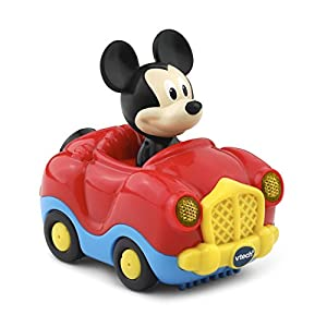 VTech Go! Go! Smart Wheels – Disney Mickey Mouse Convertible